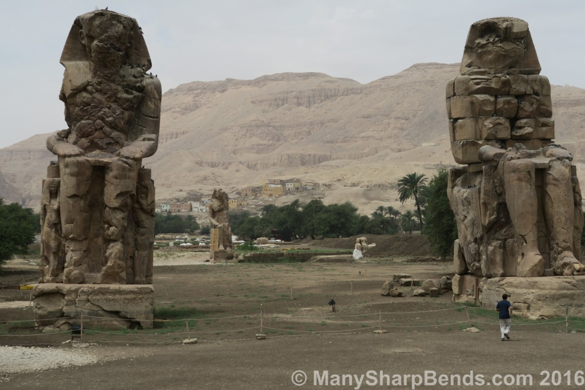 From the Old to the New Kingdom: The Temples & Tombs of Luxor