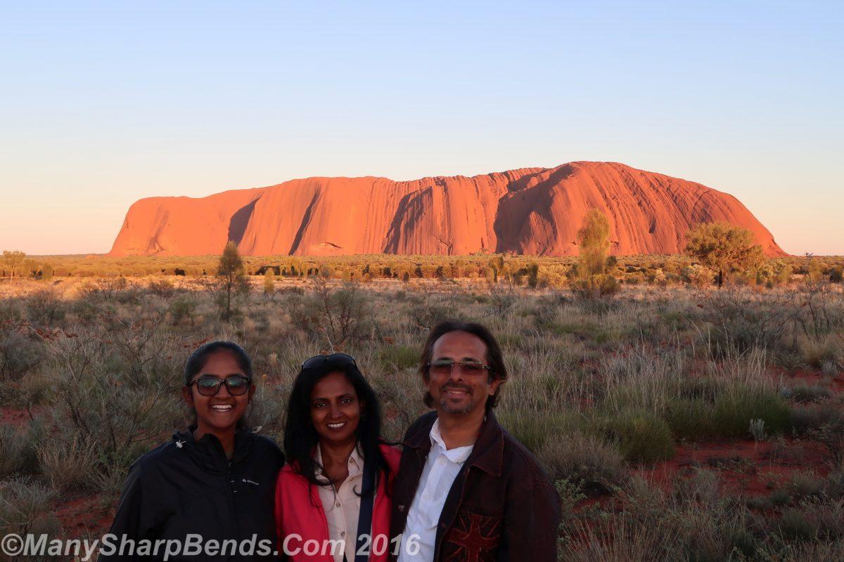Uluru & Kata Tjuta Rocks : A pilgrimage to Australia's Northern Territory
